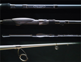 Fishing rods built for saltwater