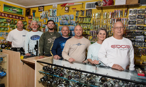 Lerhrs tackle shop in Ft Myers Florida