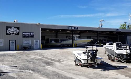 West Coast Marine Sales in Tampa Florida